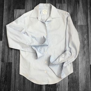 346 Brooks Brothers Non Iron Button Down shirt